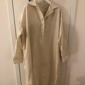 Dresses - Korean style oversized shirts dress